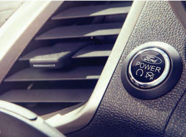 Ford EcoSport car Power starter