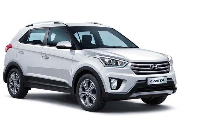 Hyundai Creta 1.4L CRDi 6 Speed Manual Transmission car