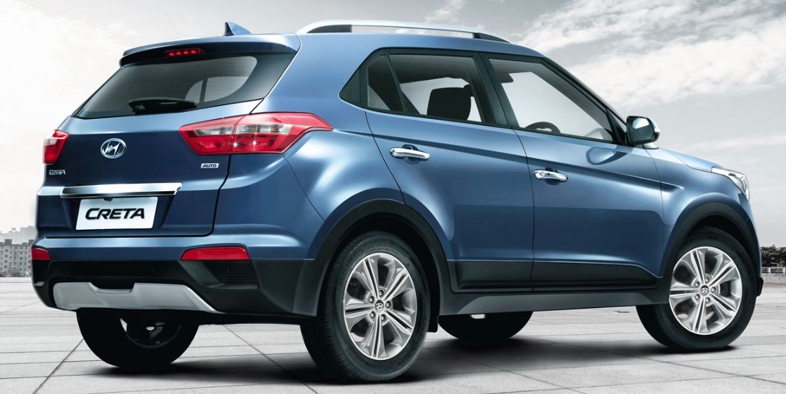 Hyundai Creta 1.6L CRDi VGT 6 Speed Manual Transmission Car