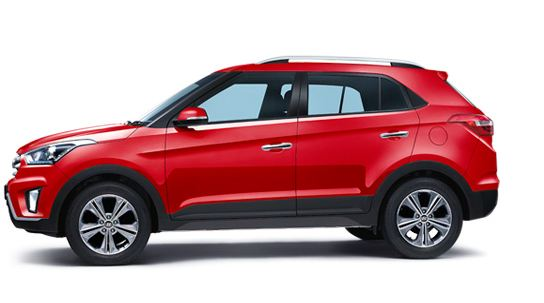 Hyundai Creta 1.6L CRDi VGT 6 Speed car