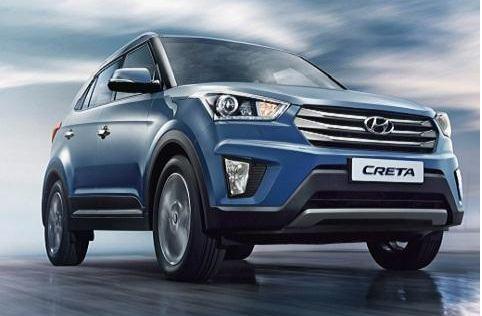 Hyundai Creta Car price image
