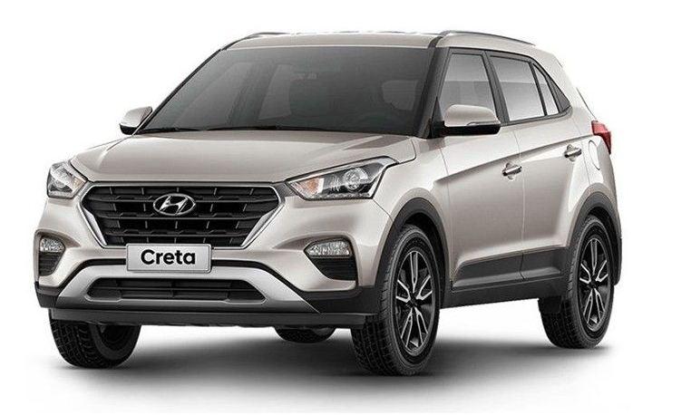 Hyundai Creta Car Exterior