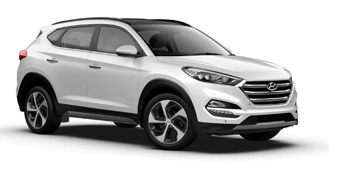 Hyundai Tucson Car overvirw