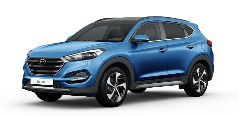 Hyundai Tucson price in india