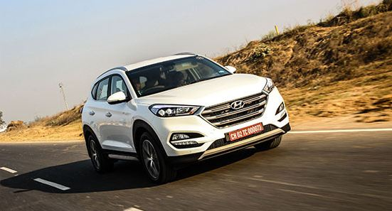 Hyundai Tucson Car price in india