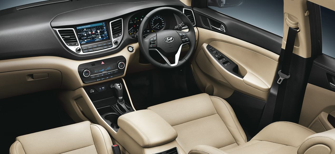 Hyundai Tucson car Transmission