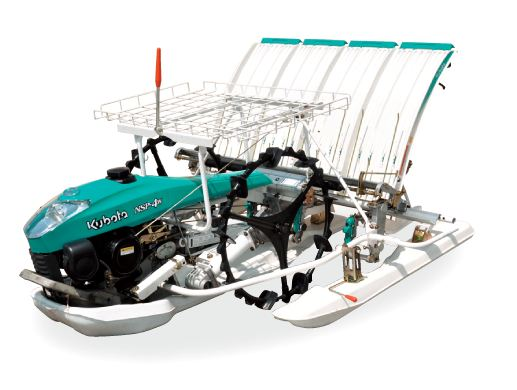 Kubota NSP- 4W Rice Transplanter 1