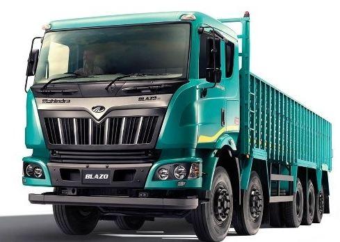 Mahindra Blazo 35 Truck