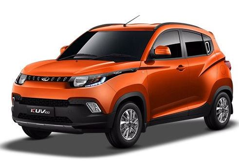 Mahindra KUV 100 Diesel Engine Car price