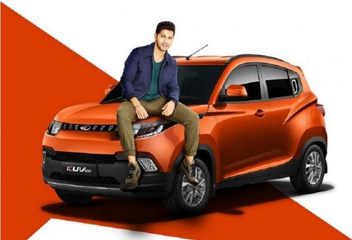 Mahindra KUV 100 car