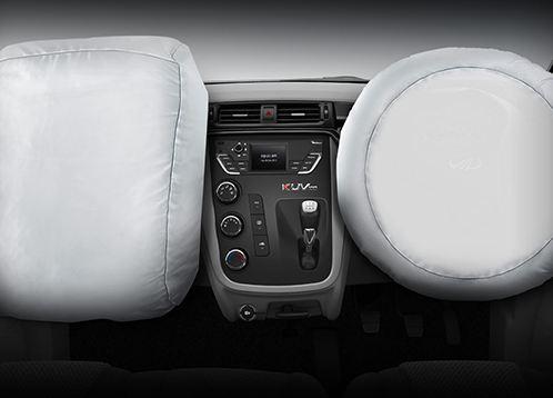 Mahindra KUV 100 safety
