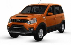 Mahindra NuvoSport N6