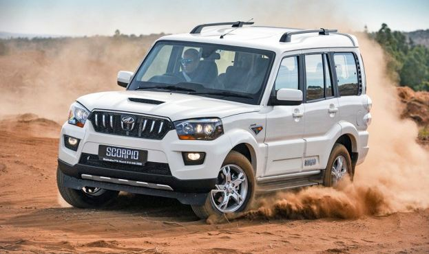 Mahindra Scorpio S10 AT
