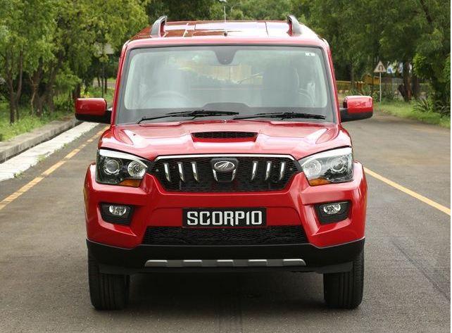 Mahindra Scorpio S10