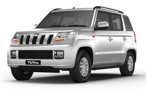 Mahindra TUV300 T6+ Car