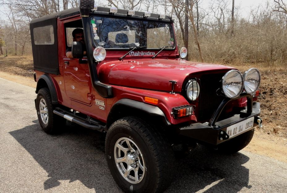 Mahindra Thar Crde Price In India Specs Features Video
