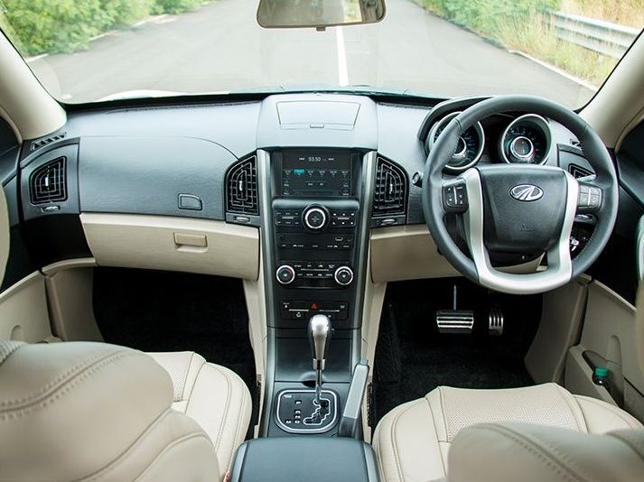 Mahindra XUV500 car Transmission