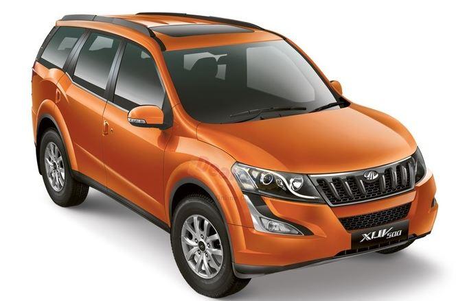 Mahindra XUV500 car W4