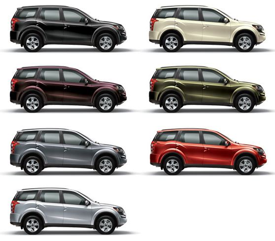 Mahindra All Car Price List In India