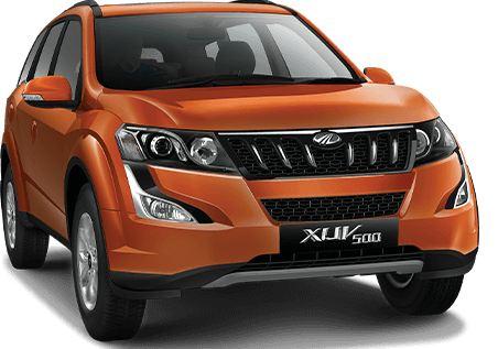 Mahindra XUV500 car