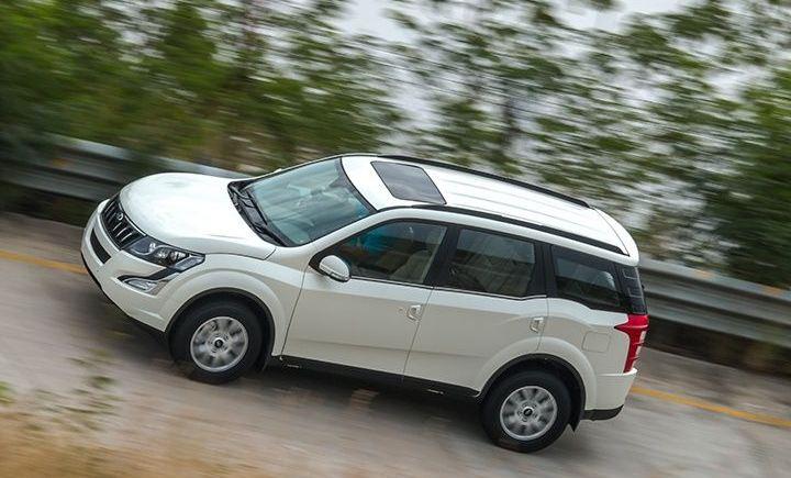 Mahindra XUV500 mileage
