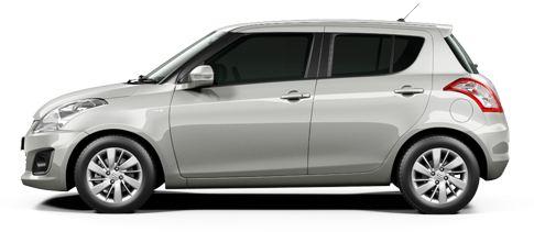Maruti Suzuki Swift Car color 1