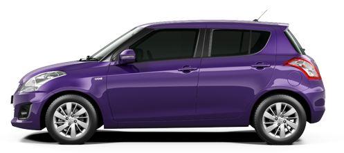 Maruti Suzuki Swift Car color 4