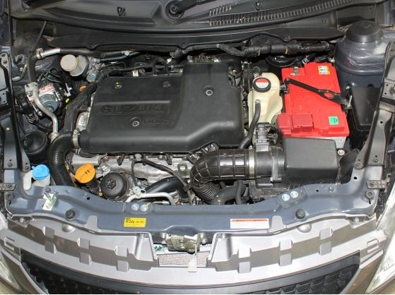 Maruti Suzuki Swift Car engine