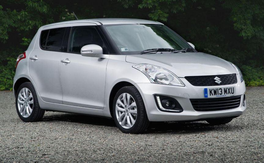 Maruti Suzuki Swift Car exterir