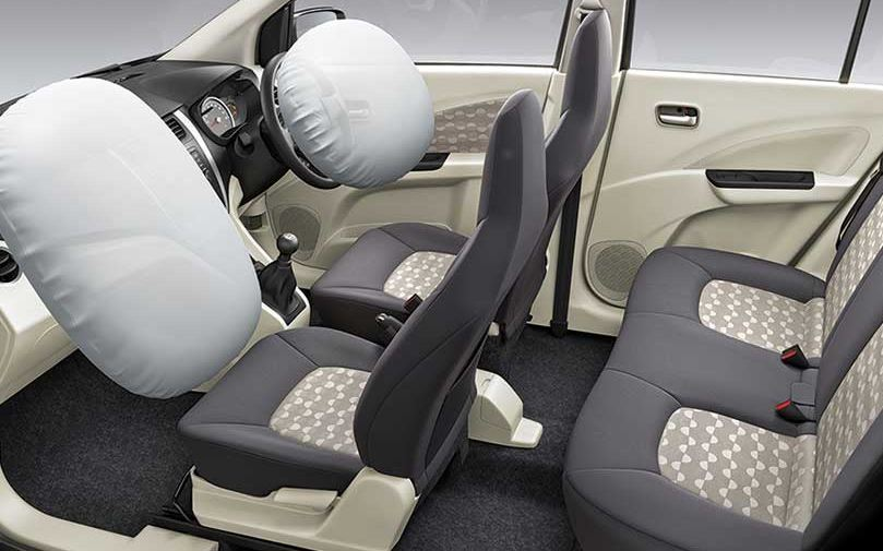Maruti Suzuki Swift Car safety
