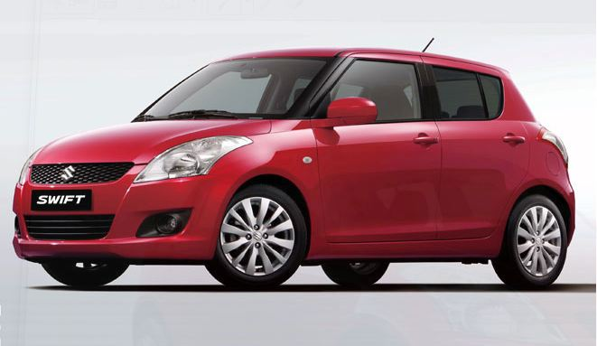 Maruti Suzuki Swift LDI Car