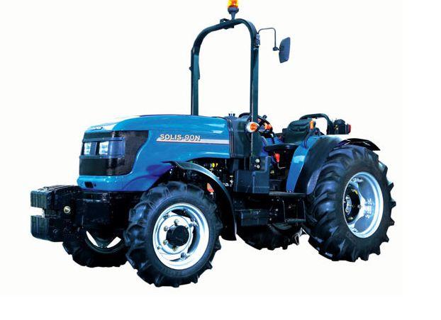 Sonalika SOLIS EU 90 N International Tractor 2