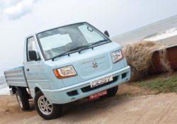 Ashok Leyland Dost comfort