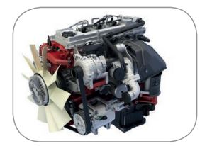 Ashok Leyland Partner engine