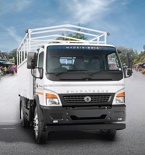 Bharat Benz MD 1214R Truck