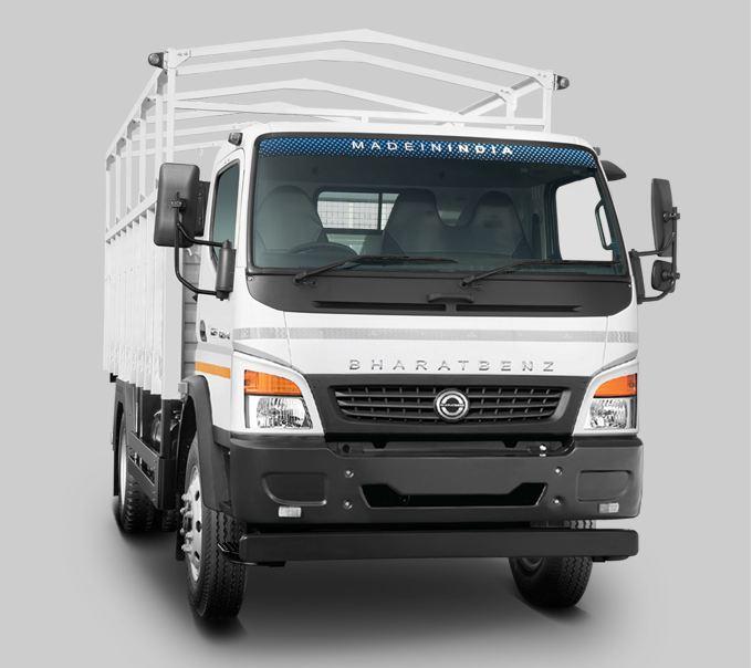 Bharat Benz MD 1214RE Truck
