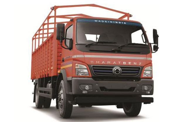 Bharat Benz MD IN-POWER1214RE Truck