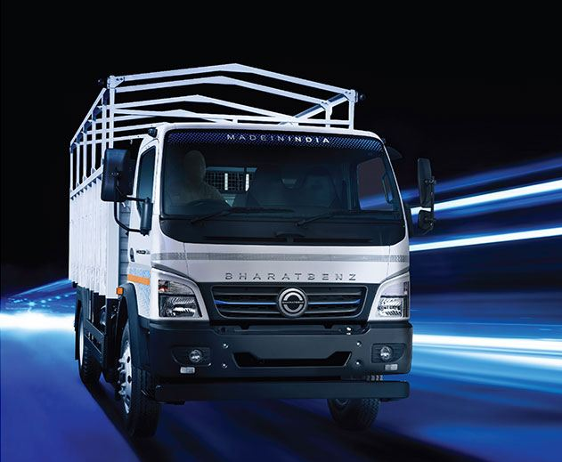 Bharat Benz MD IN-Power 914R Truck