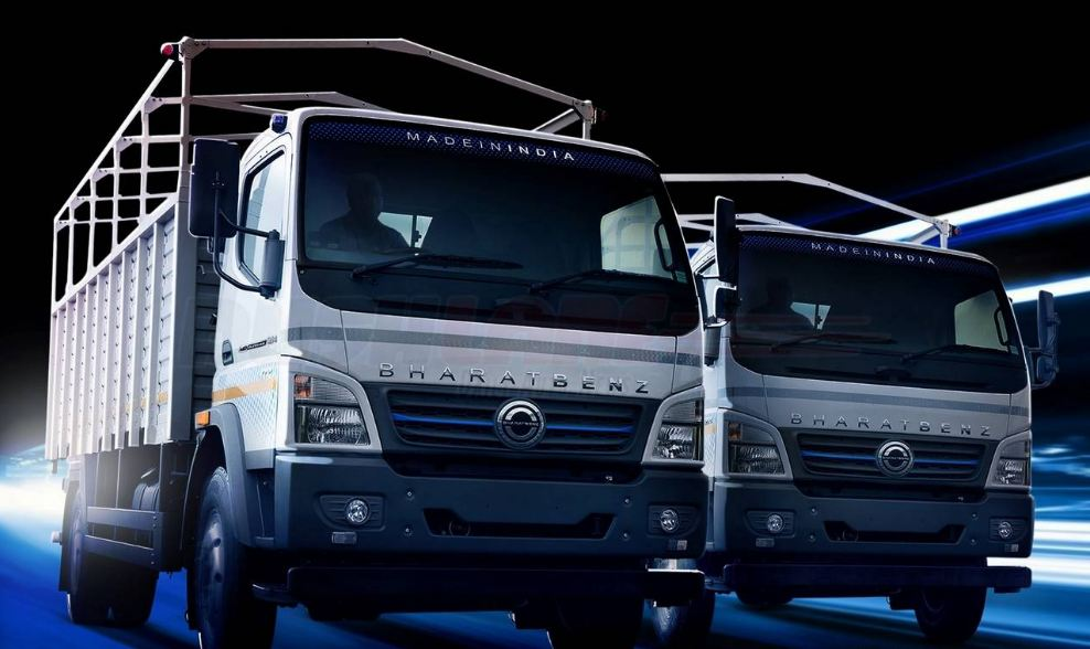 Bharat Benz Medium Duty Trucks