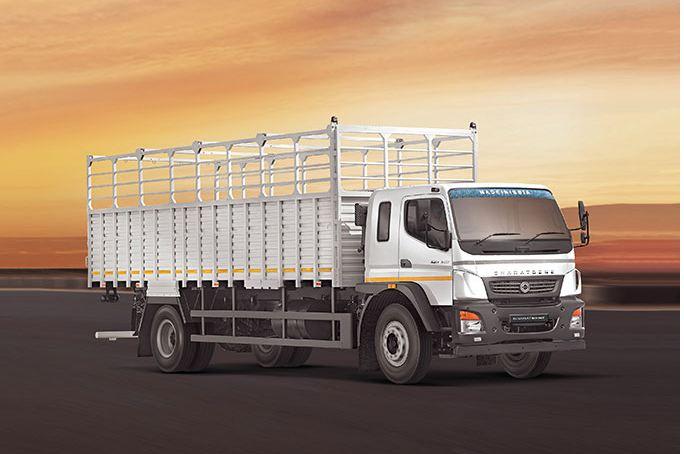 Bharat Benz Rigids 1617R Truck