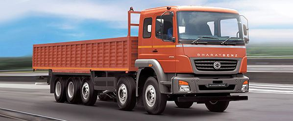 Bharat Benz Rigids 1623R