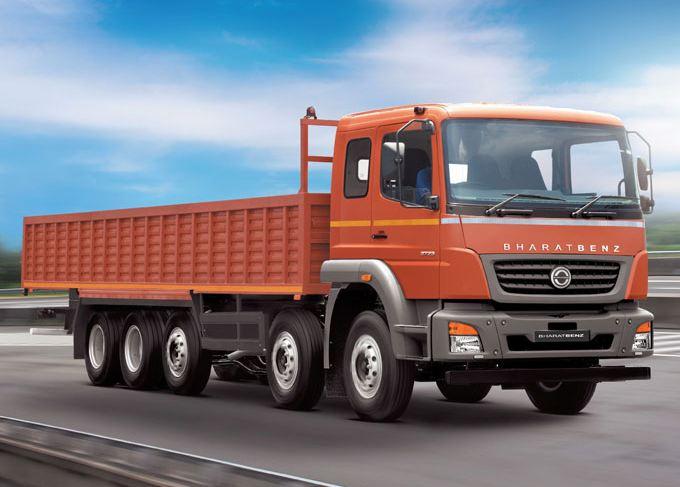 Bharat Benz Rigids 3723R Truck