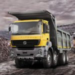 Bharat Benz All tipper price List, Specifications, Images, Review