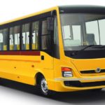 Bharat benz school bus
