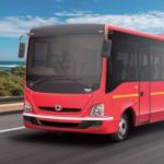 Bharat benz tourist bus design