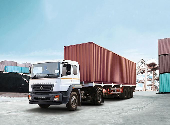BharatBenz 4023T Tractor