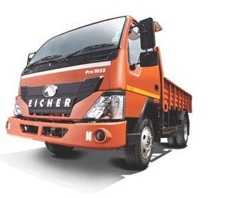 EICHER PRO 1055 DSD Truck