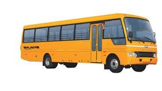 EICHER SKYLINE AC SCHOOL BUS 50 AND 59 SEATER