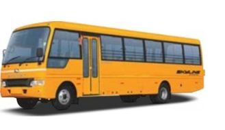 EICHER SKYLINE COLLEGE BUS 40 SEATER