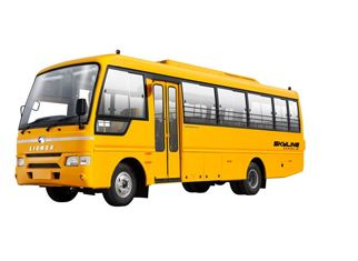 EICHER SKYLINE SCHOOL BUS 40 AND 47 SEATER